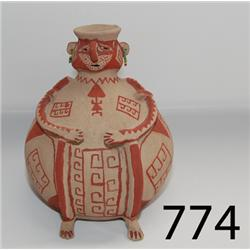 MOHAVE POTTERY EFFIGY