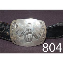 HOPI BUCKLE AND BELT