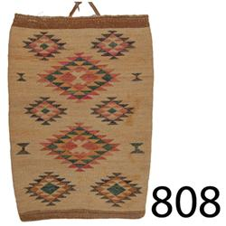 NEZ PERCE CORN HUSK BAG