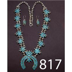 ZUNI NECKLACE SET