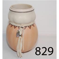 NAVAJO/HOPI POTTERY JAR