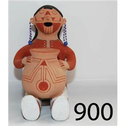 MOHAVE POTTERY FIGURE