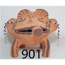 MOHAVE POTTERY FROG