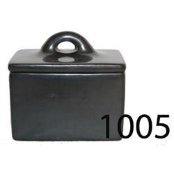 SAN ILDEFONSO POTTERY BOX