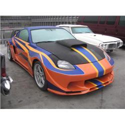 2003 Nissan 350 Z Sports Car
