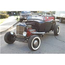 1932 Indiana Jones HOT ROD Roadster