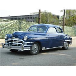 1949 Chrysler Royal Sedan