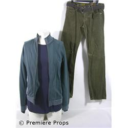 Fired Up Shawn (Nicholas D'Agosto) Hero Movie Costumes