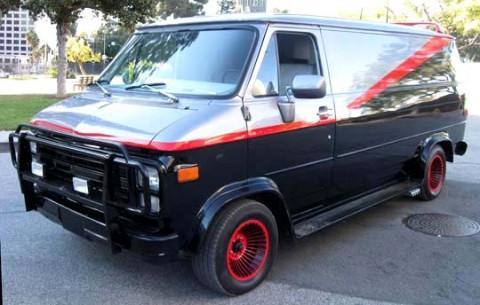 0032e667a2 Image 1   1985 Chevrolet Cargo Van ...