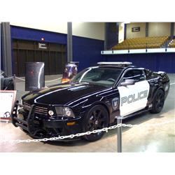 2005 Saleen Mustang  -  Barricade  from Transformers