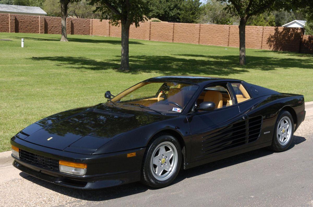 1988 1/2 Ferrari Testarossa