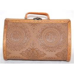 MEXICAN WOODEN PURSE