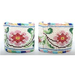 PLAINS BEADED NAPKIN RINGS