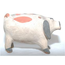 COCHITI POTTERY PIG