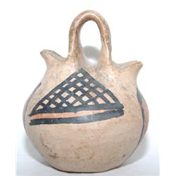 SANTO DOMINGO POTTERY WEDDING VASE