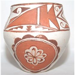 ZIA POTTERY JAR