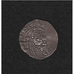 Henry I (100-1135)  Penny Pellets in Qua trefoil Type 14