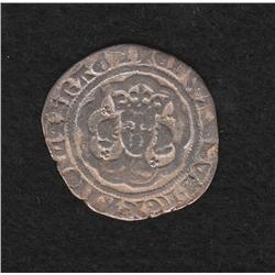 Edward III (1327-1377) 1/2 Groat