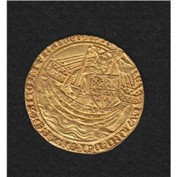 Edward III (1327-1377)   AV Noble