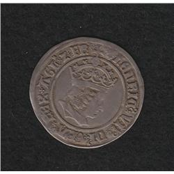Henry VII (1485-1509) Regular Issue Groat