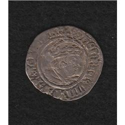 Henry VIII (1509-1547) 1/2 Groat