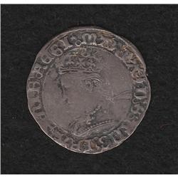 Mary (1553-1554) Groat