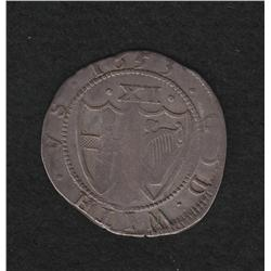 Commonwealth (1649-1660) Shilling 1653