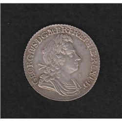 George I (1714-1727) Shilling 1723