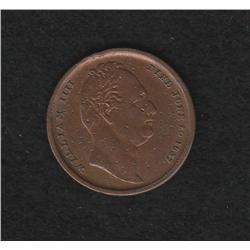William IV Death Medal