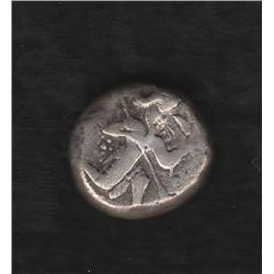 Lydia & Persian royal coinage, siglos, AR