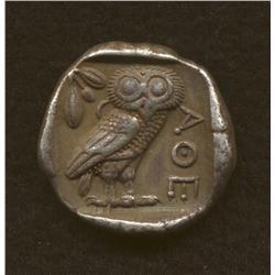 Athens, 449-413 BC, tetradrachm, AR