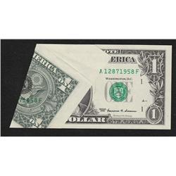 US $1.00 ERROR NOTES