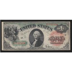 $1.00  1875  FR-22  Allison-Spinner