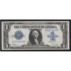 $1.00  1899 FR-232 Parker-Burke