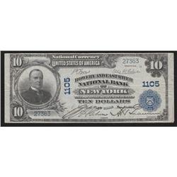 1905 US National  -  $10