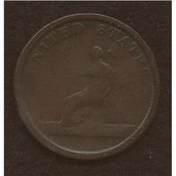 1783 Washington & Independence Cent
