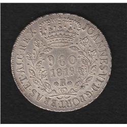 Brazil , 960 reis , 1819