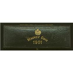 1901 Maundy Set