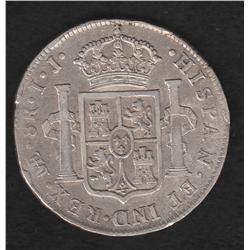 Peru , 8 r , 1790ME