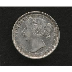 New Brunswick Twenty Cent 1862 & 1864