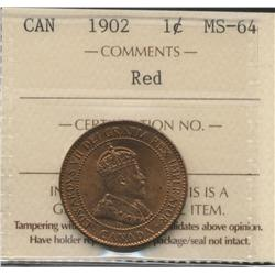 1902 One Cent