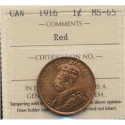 1916 One Cent