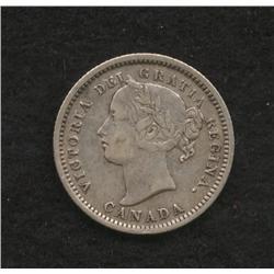 1858 Ten Cent