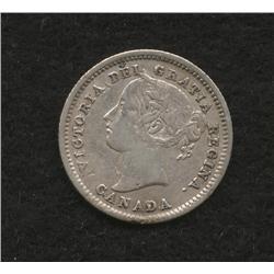 1870 Ten Cent