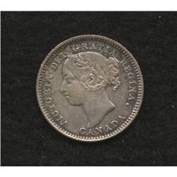 1892 Ten Cent