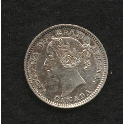 1896 Ten Cent