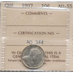 1907 Ten Cent