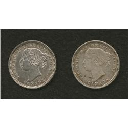 Lot of 2 Ten Cents