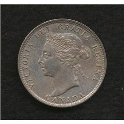 1892 Twenty Five Cent