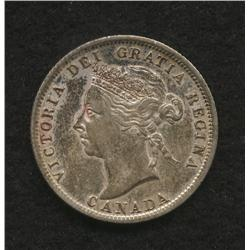 1900 Twenty Five Cent